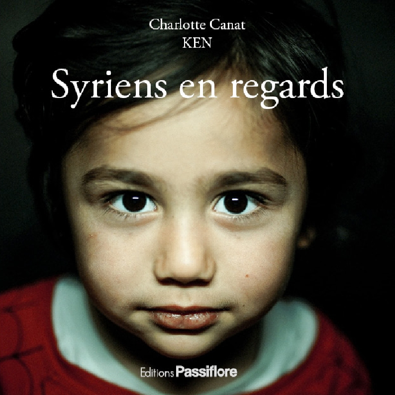 Couverture du livre Syriens en regards