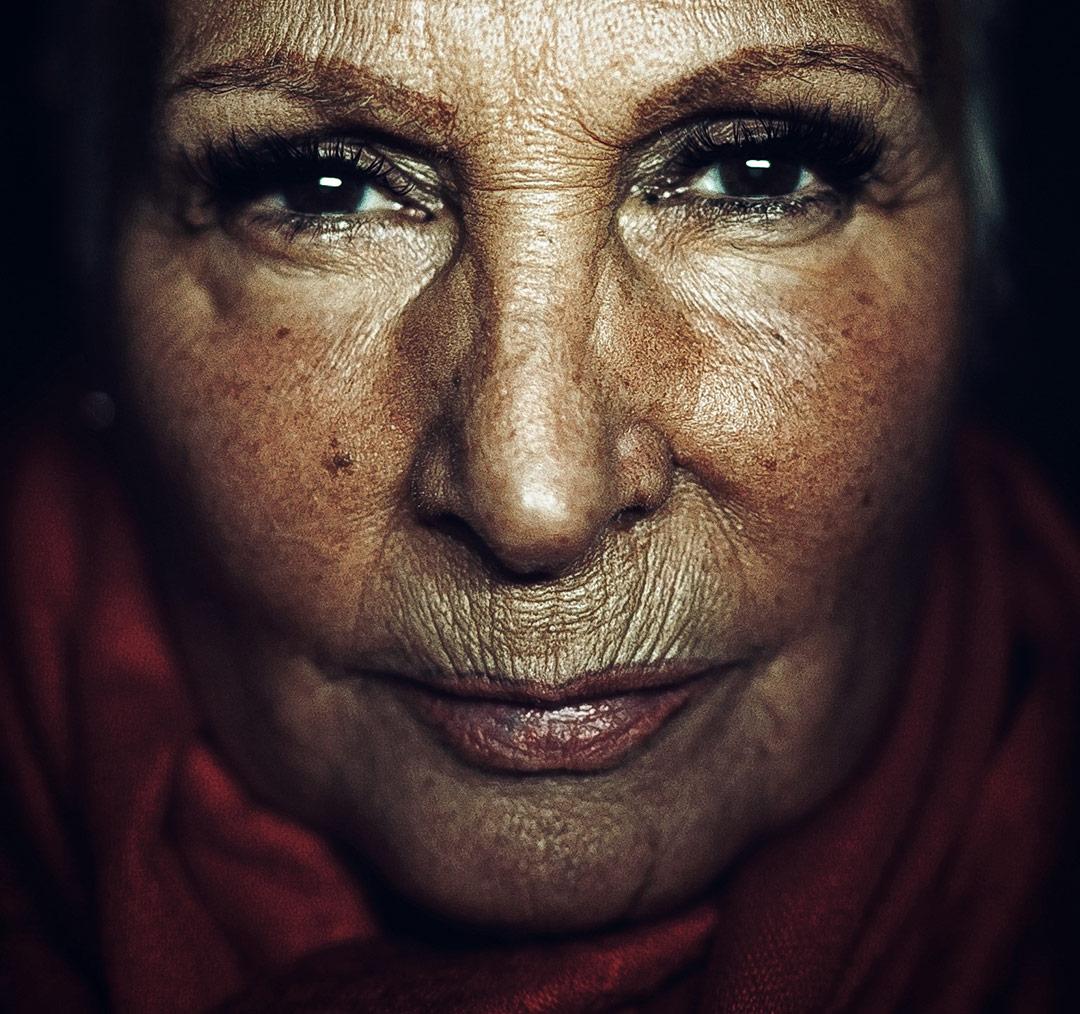 Portrait de Lilou - L'oeil de Ken