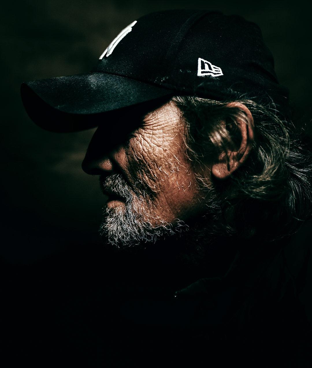 Portrait de Johnny - L'oeil de Ken