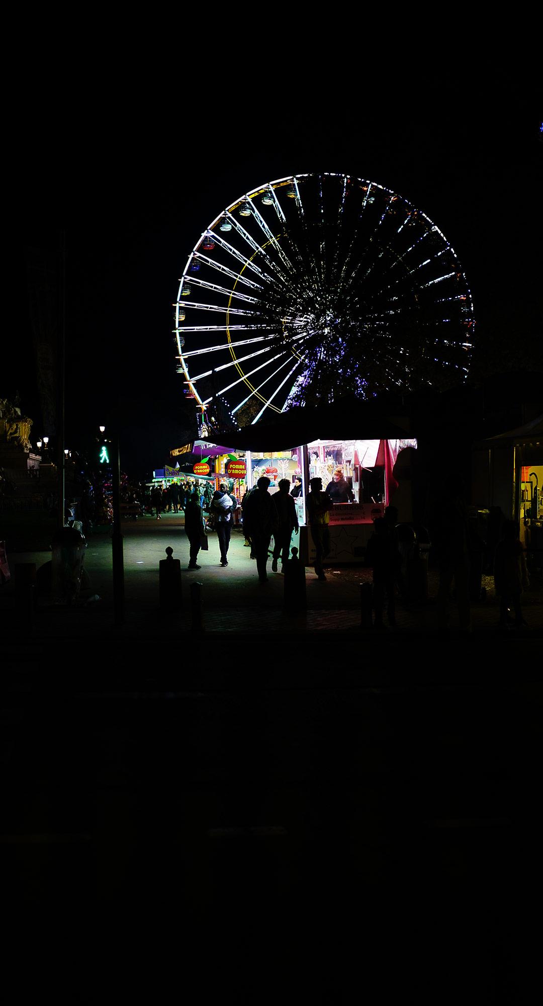 Bordeaux nuit lumineuse - L'oeil de Ken